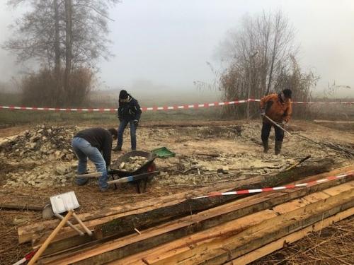 Hands On Einsatz (14. November 2020)