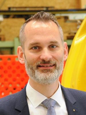 Nick Koch, Präsident/in